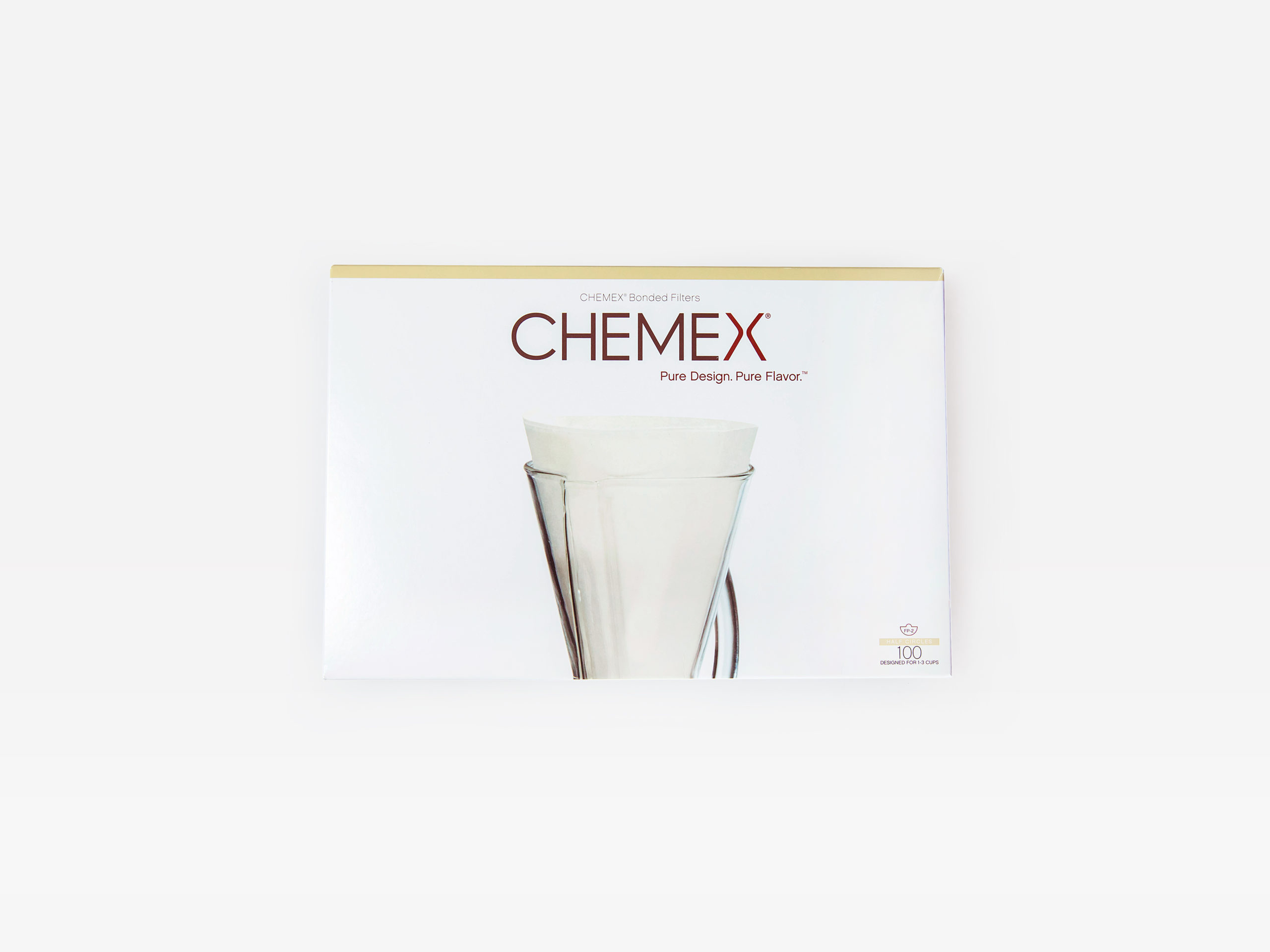 Chemex paper filter - 3 cups